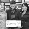 Encana donates $10,000 to Literacy