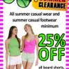 Summer Sale – StyleRite
