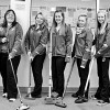Fort Nelson Jr. Girls Curling Team wins  3rd place in  Dawson Creek  January 17-18th in high school districts