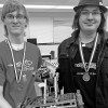 A gold medal for FNSS's robotics team!