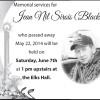 Obituary – Jean Nil Sirois (Blackie)